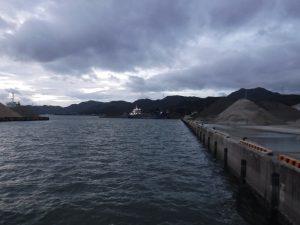 新岡山港画像